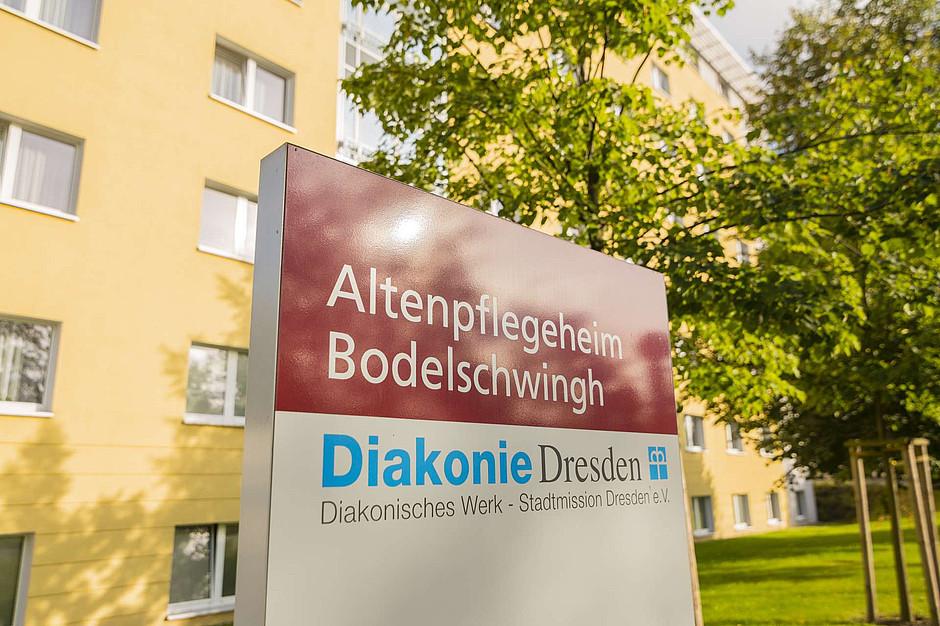 Diakonie - Stadtmission Dresden - Altenpflegeheim ...
