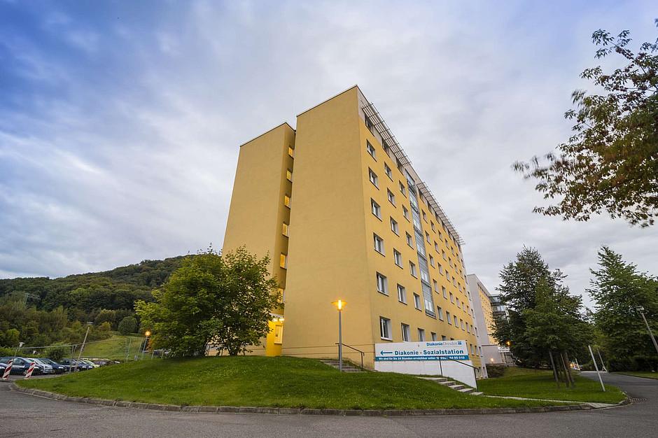 Diakonie - Stadtmission Dresden - Gepflegt werden ...